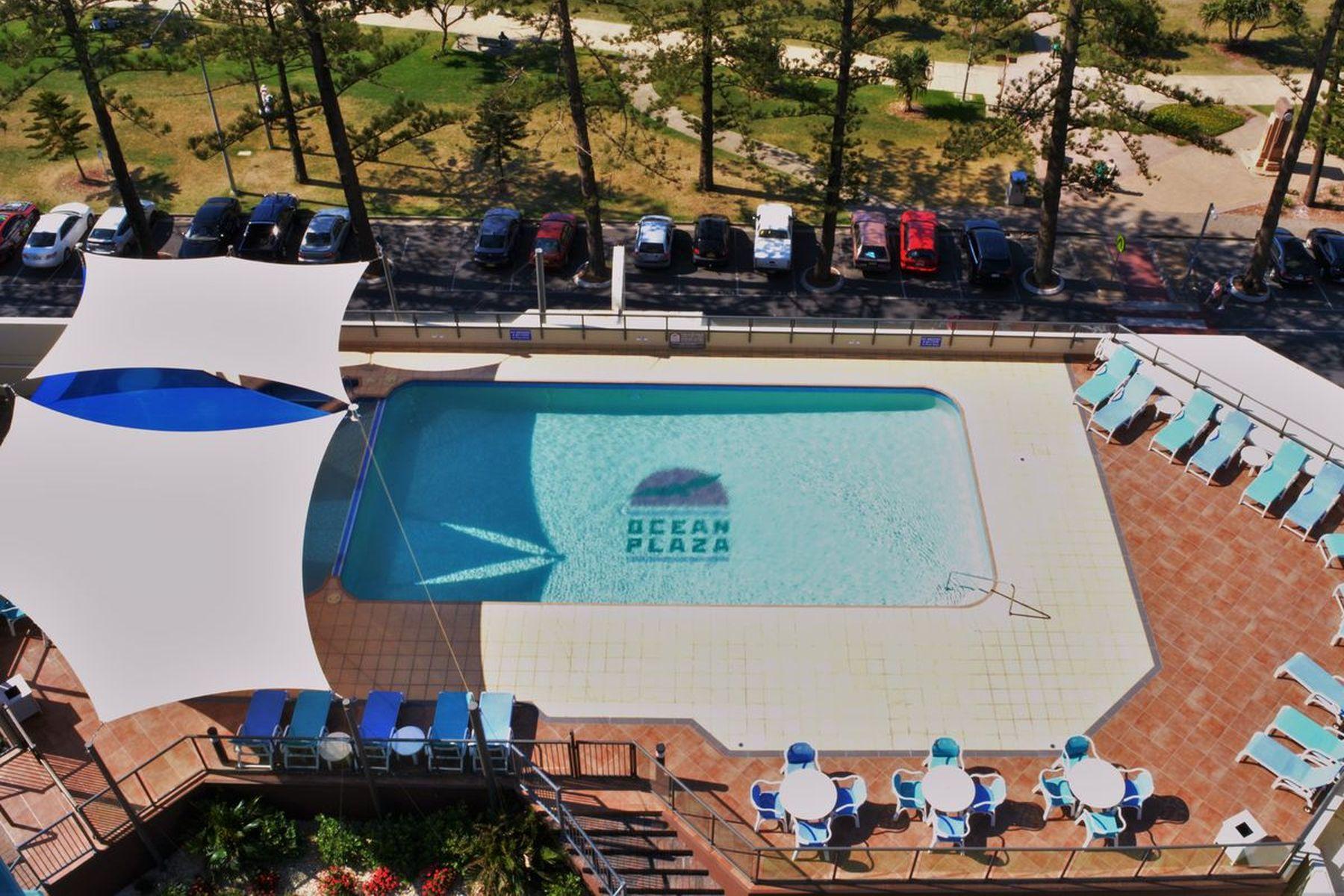 Ocean Plaza Pool